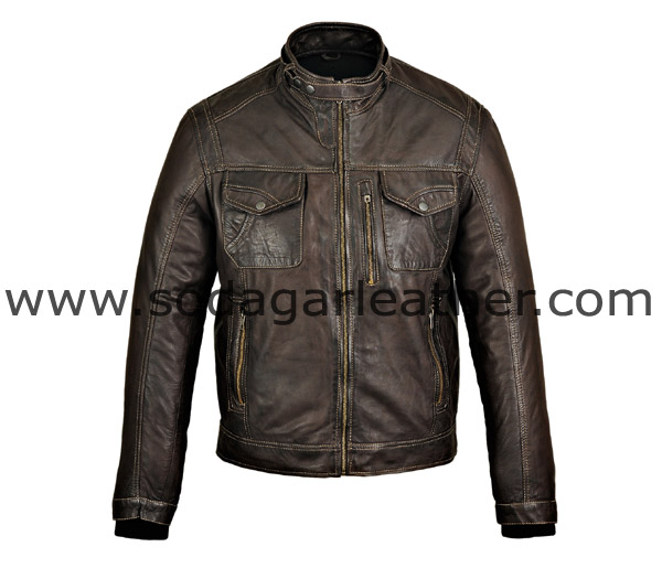 # 2023 MEN FASHION JACKET