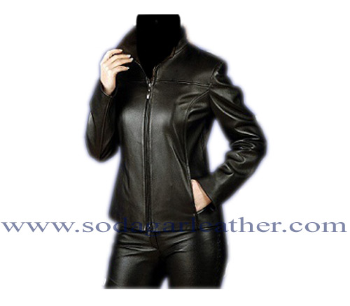 # 3032 LADIES FASHION JACKET