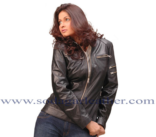 # 3036  LADIES FASHION JACKET