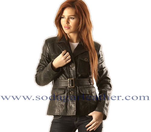 # 3037 LADIES FASHION JACKET