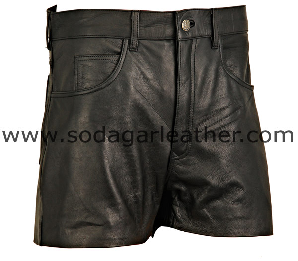 # 4021 MEN SHORT WITH FIVE POCKET