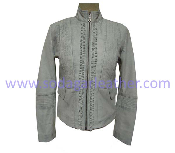 # 3063 LADIES FASHION JACKET
