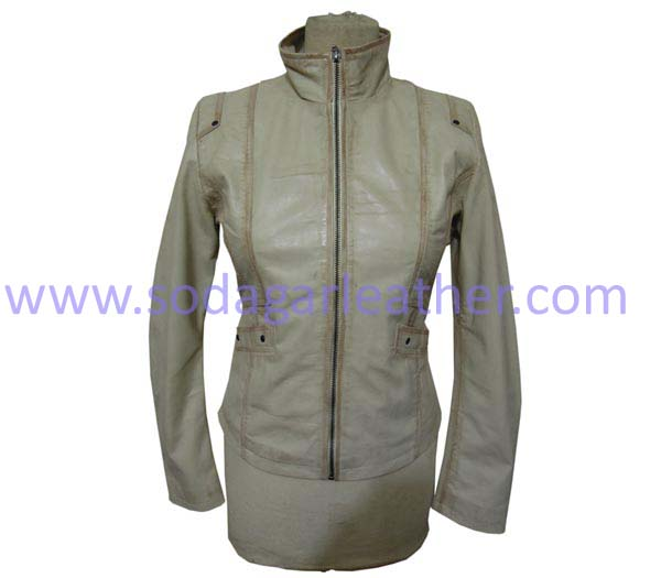 # 3066 LADIES FASHION JACKET