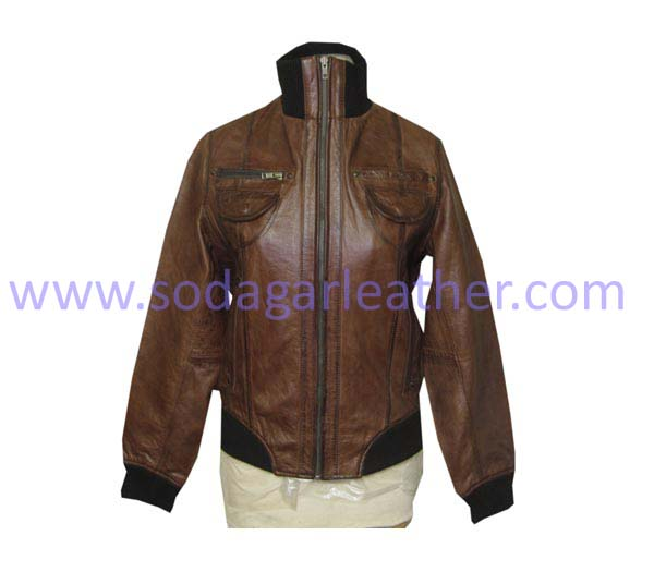 #3095 LADIES FASHION JACKET