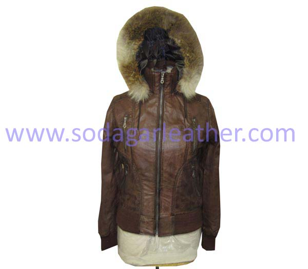 #3096 LADIES FASHION JACKET