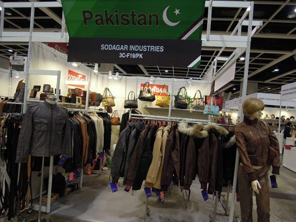 Sodagar Exhibition at APLF Fashion Access 2012